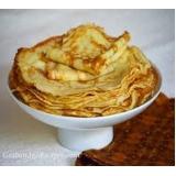buffet de crepe para 20 pessoas Vila Santa Clara