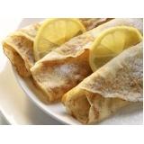 buffet de crepe para festa Vila Libanesa
