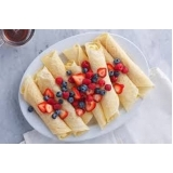 quanto custa buffet de crepe Itaquera